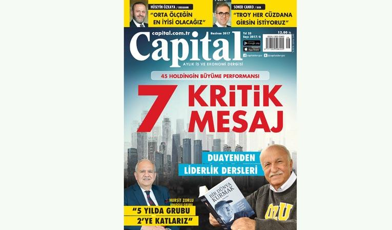 Capital 2017 Haziran başlıkları