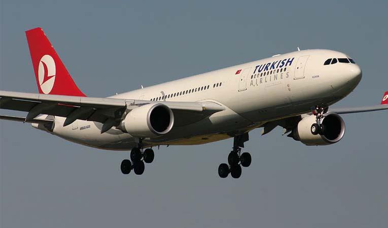 THY, Moskova'ya uçuş rekoru kırdı