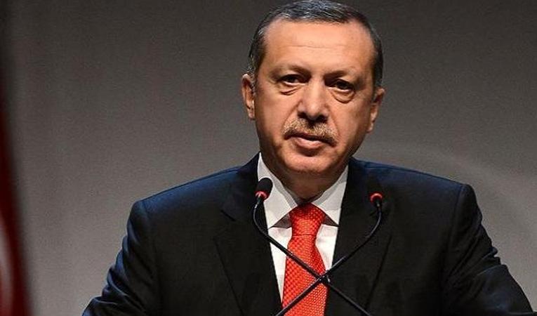 Erdoğan: 4 trilyon dolarları konuşmamız lazım!