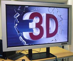 Elektronik cihazlar 3D oluyor