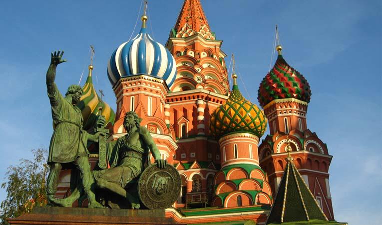 """""""Rusya'ya vize engeli kalktı"""""""