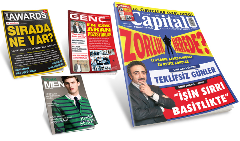 CAPİTAL / NİSAN 2014