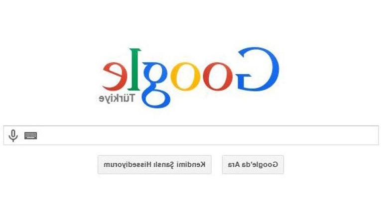 Google'dan 1 Nisan şakası!