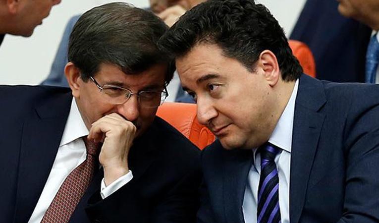 Davutoğlu'ndan 'Babacan' açıklaması!