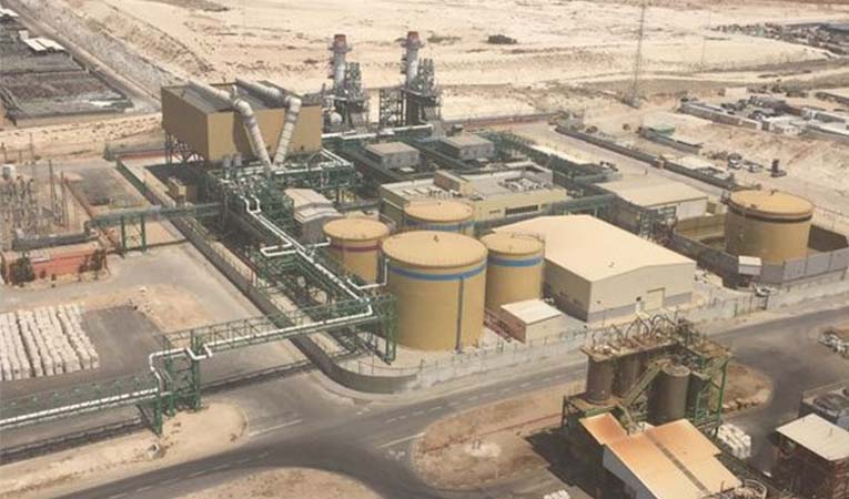 İsrail'de 3. santral devrede