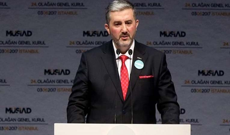 MÜSİAD'ın yeni başkanı Abdurrahman Kaan