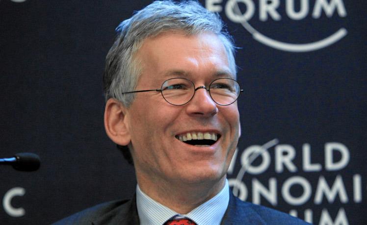 ÇEVRİMSEL BİR EKONOMİYE DOĞRU: PHİLİPS CEO'SU FRANS VAN HOUTEN
