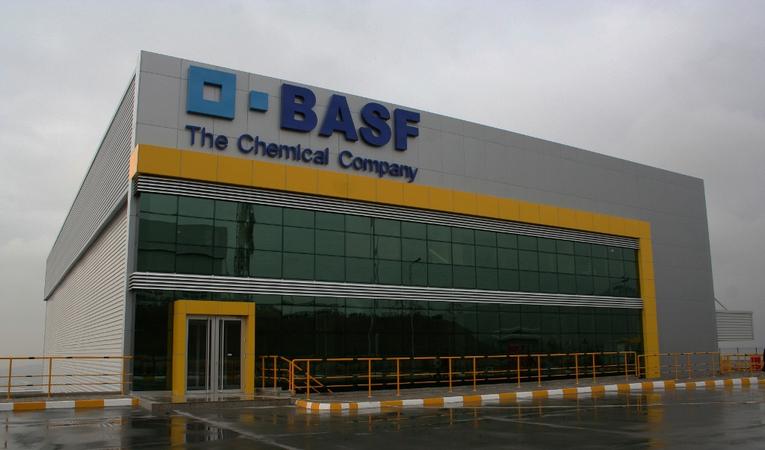 BASF SATIŞLARI ARTTI