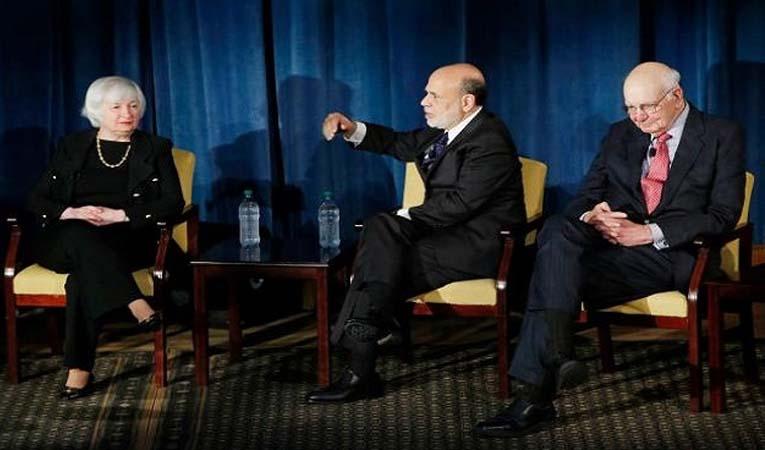 FED Başkanları'ndan tarihi oturum