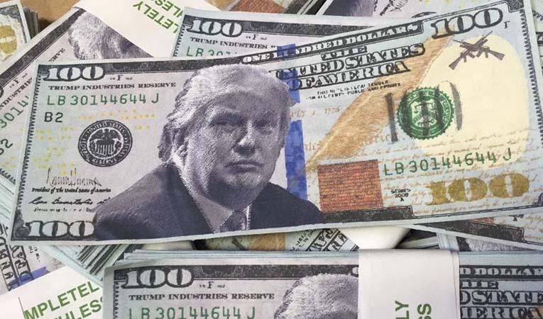 Dolar/TL Trump ile rekor kırdı