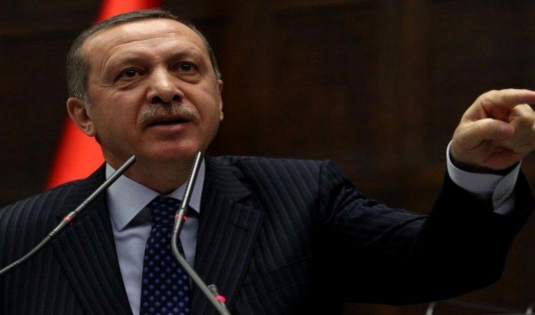 Erdoğan: O banka batmış zaten
