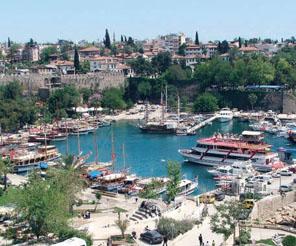 Antalya dünyanın yıldız şehri olacak