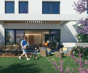 Bahçeli gözde projeler