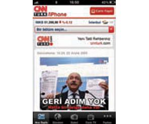 CNN TÜRK'Ü CEBİNİZDEN ÇIKARIN