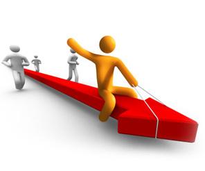 Indirect leadership