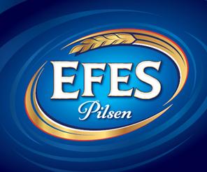 Efes Pilsen'e 7'nci logo