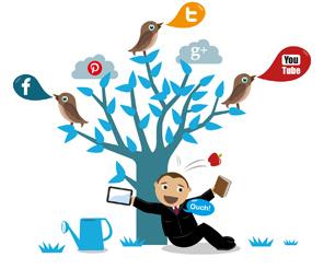 Tweet at, blog tut, yorum yap ve başarıyı yakala
