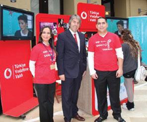 Vodafone ödülle güçleniyor