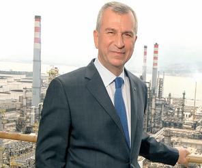 """""""Yeni rafineri Tüpraş'a rakip olamaz"""""""