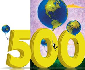 500 büyük özel şirket