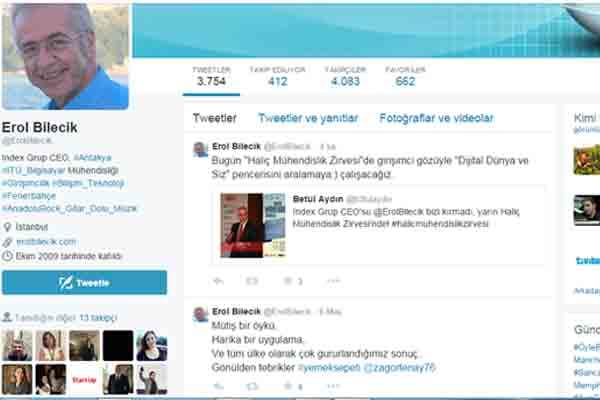 İş dünyası Twitter'da ne konuşuyor?