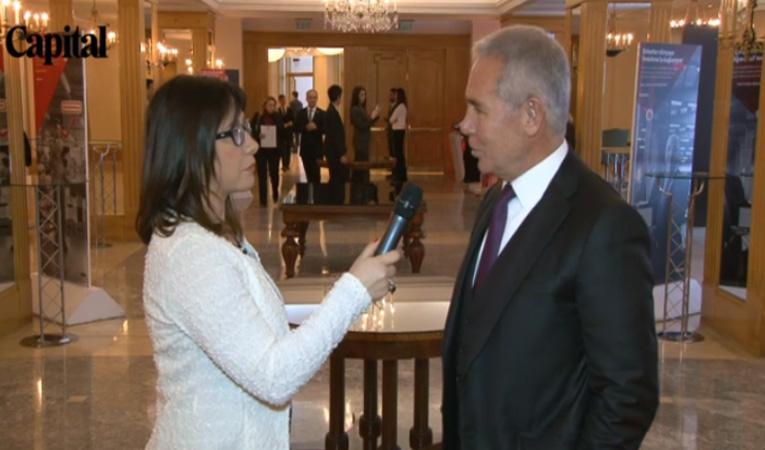 Ahmet Dördüncü Capital'e özel konuştu!