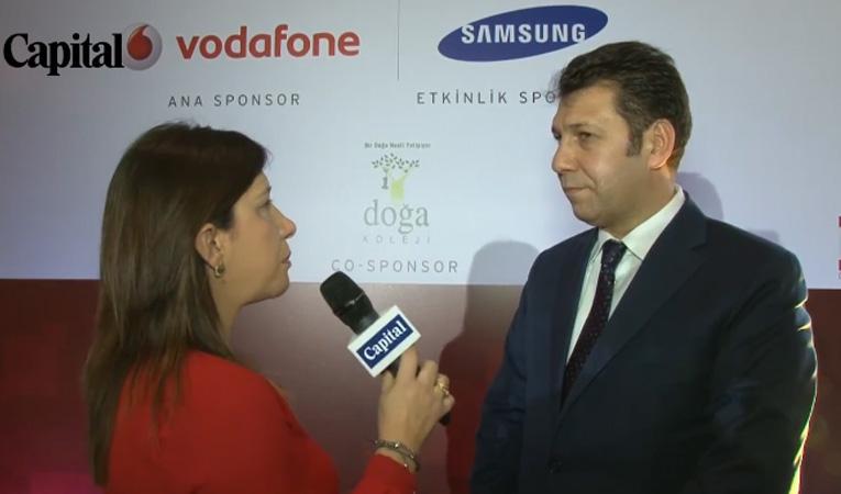 CEO Club Toplantısı Boydak  Holding CEO'su Memduh Boydak Röportajı