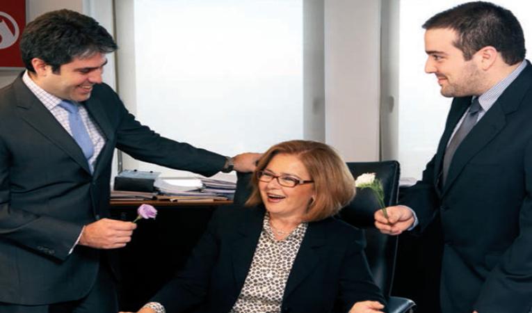 İşte Türkiye'nin  anne CEO'ları!
