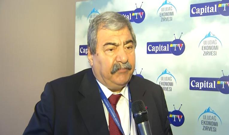 Konukoğlu, Uludağ'da Capital'e konuştu!