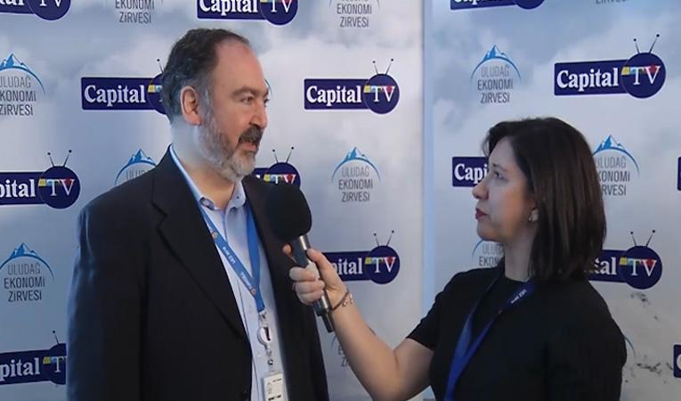 Mehmet NANE Uludağ Ekonomi Zirvesi UEZ2016