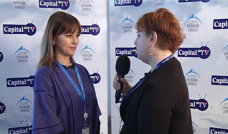 Meral EREDENK Uludağ Ekonomi Zirvesi UEZ2016