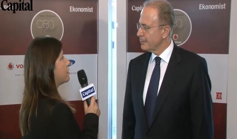 Renault Mais Türkiye Genel Müdürü İbrahim Aybar Capital'e konuştu