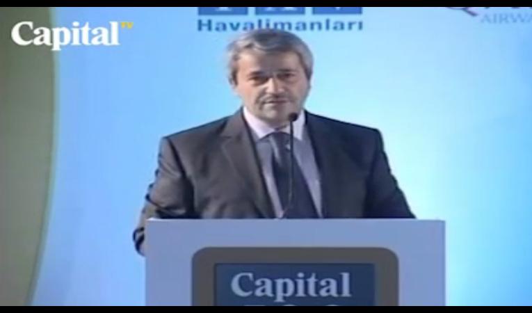 Sanayi ve Ticaret Bakanının konuşması