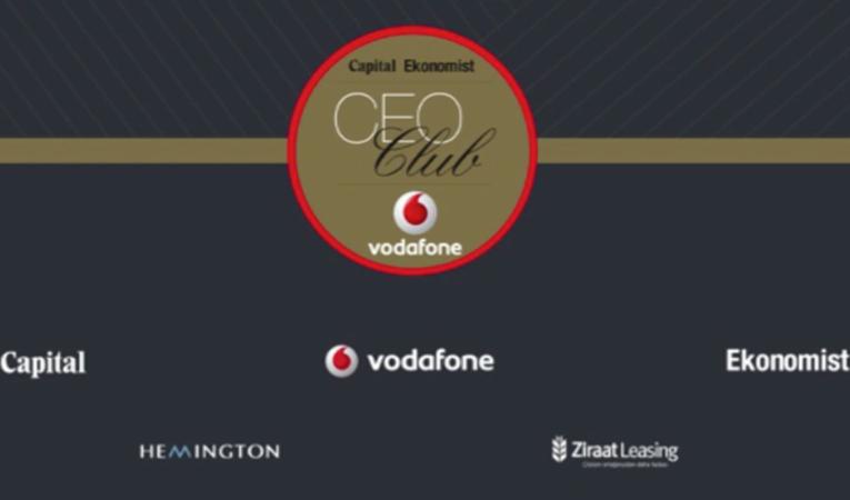 CEO Club / Büyüme ve İstihdam Zirvesi 18.05.2017