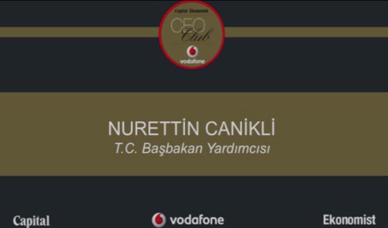 Nurettin Canikli/ CEO Club/ Bölüm 1