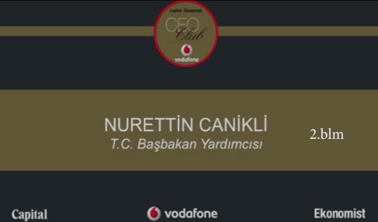 Nurettin Canikli/ CEO Club/ Bölüm 2